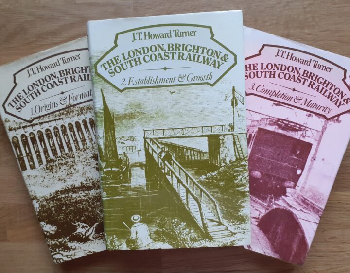Just three of the long list of new titles recently added to stock